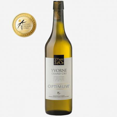 "Yvorne Label Vigne d'Or ""OPTIMUM"" Chablais AOC"